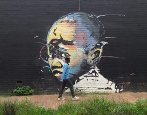 Maboneng, Johannesburg. Foto: Volker Heins.
