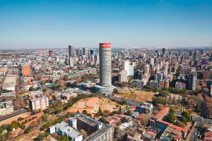 Ponte Tower, Südafrika